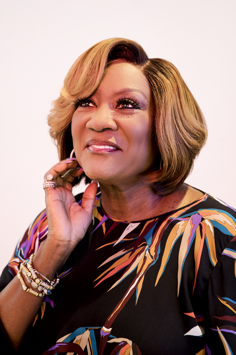 Patti LaBelle Portrait Session
