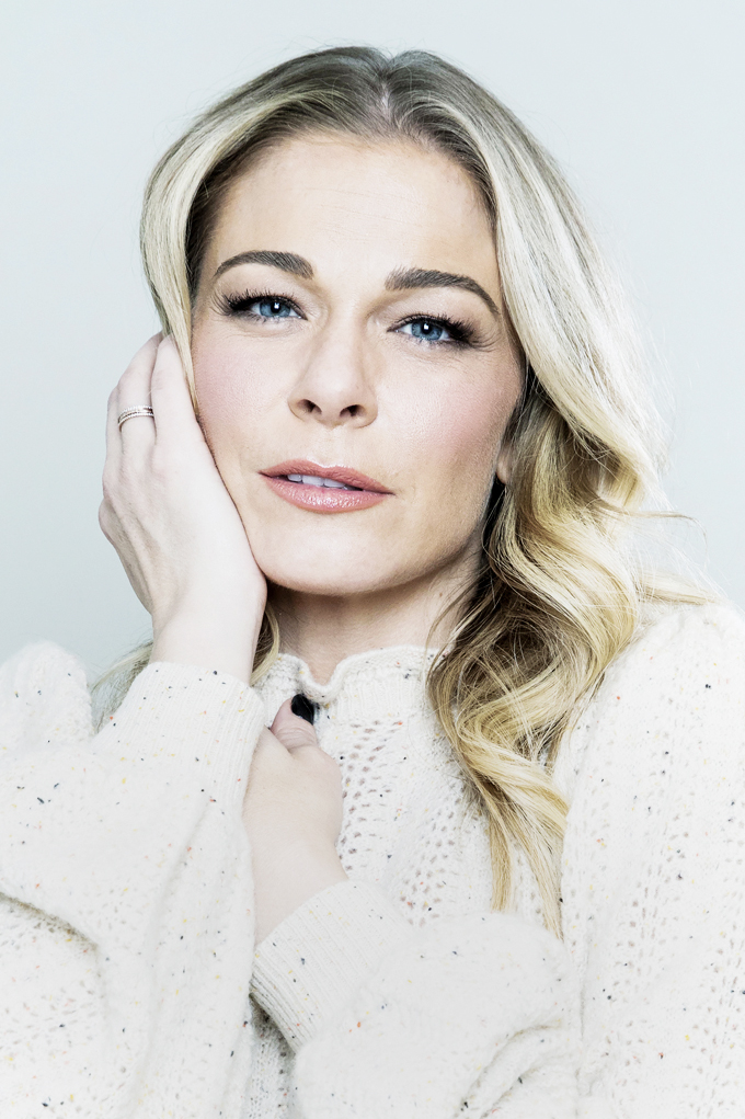 LeAnn Rimes Portrait Session