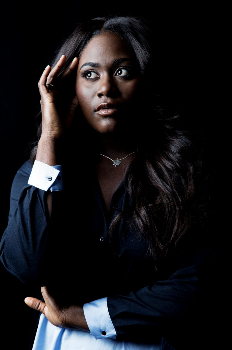 Danielle Brooks Portrait Session